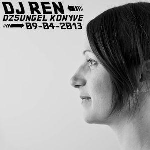 DJ Ren 140-160-FUN - Dzsungel Konyve 09-04-2013