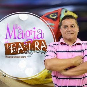 LA MAGIA DE LA BASURA 11 07 2016