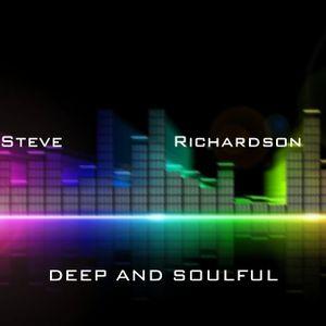 DJ Steve Richardson Working Hard Deep  And Soulful House