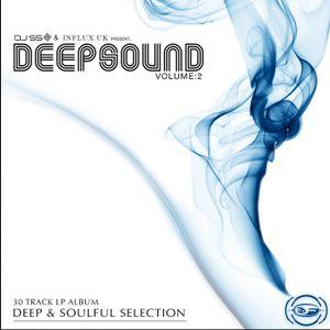 DJ SS & Influx UK Present: Deepsound, Vol. 2 mixed by maco42
