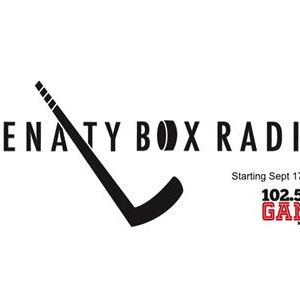 Penalty Box Radio - August 27, 2012