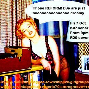 Final REFORM! live set Oct 2011