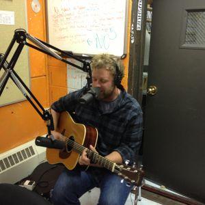 Jeffrey Martin Visits Nowheresville!  The Radio Nowhere Interview
