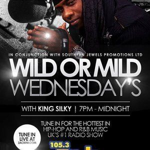 WILD OR MILD WEDNESDAY'S - INTERVIEW WITH PICASSO MUSIC (05.21.2014)