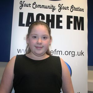 Courtney on Lache FM - 27th February 2013