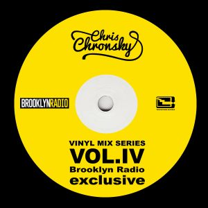 Exclusive Vinyl Mix by Chris Chronsky