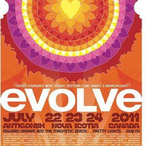 Dobba dj mix Evolve 11 synergy stage