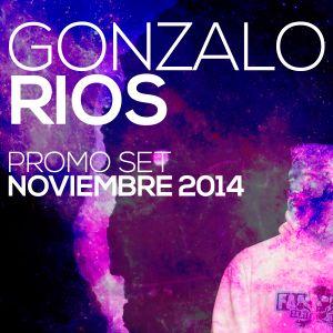 Gonzalo Rios   Promo Set   Noviembre 2014