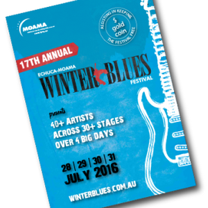 Blues On The Hill Show 26 2016