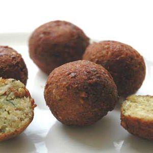 Chicken Nuggets Vol. 2: Falafel