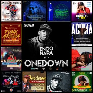 OneDown Presents The 2018 Year Mix