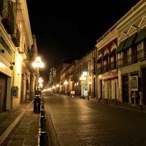 Nocturnal Strange City