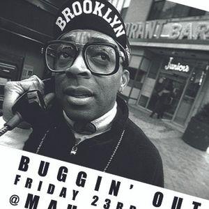 *BuGGin' Out* CD SAMPLER MIXED BY DJ DAZ