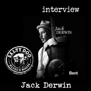 Jack Derwin - Salty Interview  (June 2016)