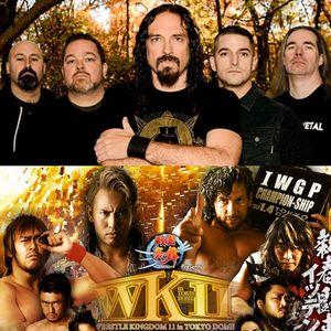 NB110: Swarm of Eyes / Wrestle Kingdom 11