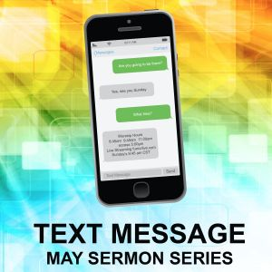 05.22.16 - Text Message: Love One Another