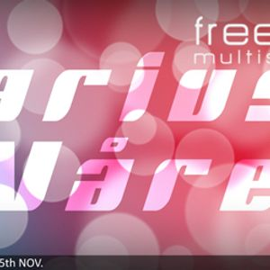 Multistyle Show Free Ends - Episode 038 (Marius Vareid)