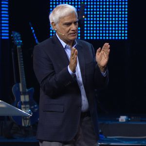 Ravi Zacharias   First Conference 2017