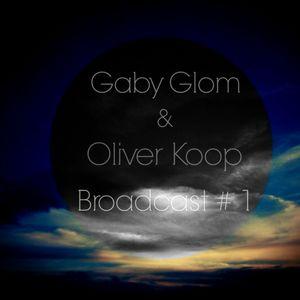 Broadcast # 1 Gaby Glom & Oliver Koop @ Room 25