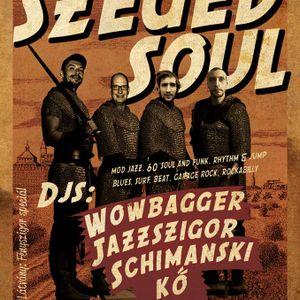 Szeged Soul warm up mix