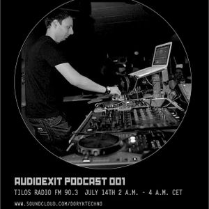 Audioexit Podcast 001 - Doryk
