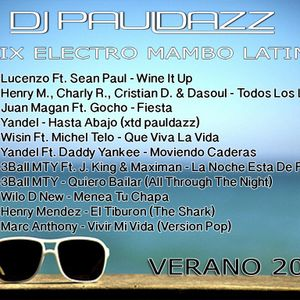 Dj Pauldazz - Mix Electro Latino
