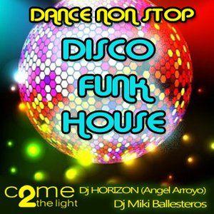 House Disco Funk Non-Stop