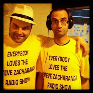 The Steve Zacharanda Radio Show - March 24, 2016