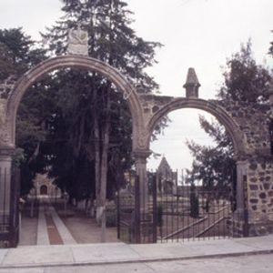 Convento de San Andrés Calpan