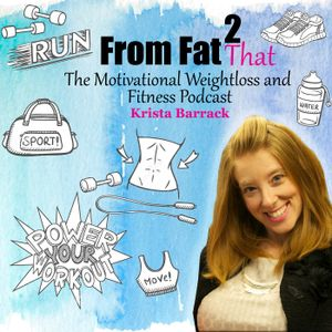 FF2T Podcast 12: Gina lost 90lbs using Jenny Craig and was Featured in their Commercials