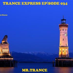 Mr.Trance - Trance Express Episode - 034