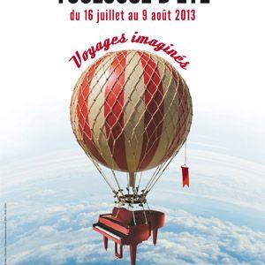 Festival Toulouse d'Été 2013 - La Radio Buissonnière du 07 août 2013