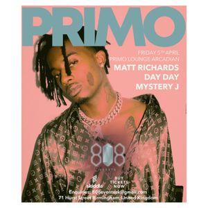 @DJMATTRICHARDS | @808EVENTS PROMO MIX | FRIDAY 05.04.2019 | @ PRIMO LOUNGE BIRMINGHAM