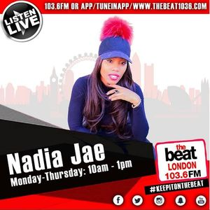 #MidMorningShow with @itsNadiaJae 13.02.2017 10am-1pm
