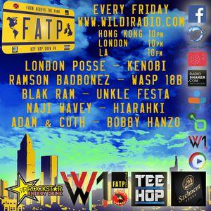 F.A.T.P HIP HOP SHOW UK 4.20 UNDERGROUND RADIO
