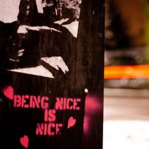 Being Nice is Nice