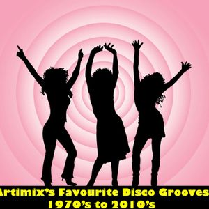 Richard Artimix's Favourite Disco Grooves 1970's to 2010's