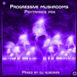 Progressive mushrooms psytrance mix