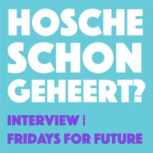 Interview | Fridays For Future Bad Kreuznach