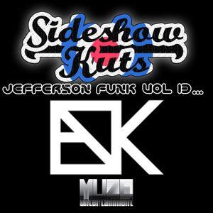 Sideshow Kuts Volume 13 Mixed By Jefferson Funk