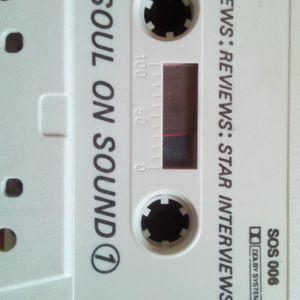Soul on sound  Soul fanzine on Cassette early 80's, Vol 7 pt 1 part 1