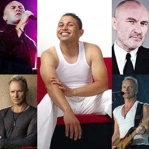 Welcome To MY World Phil Collins & Sting