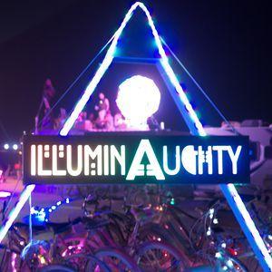 Burning Man 2015 full mix - Camp Illuminaughty (8:45 & E)