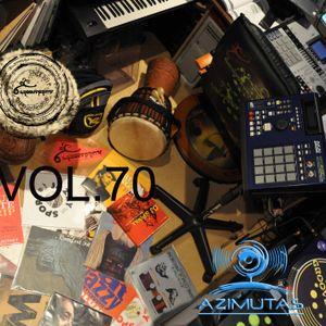 Azimutas Vol. 70 (26 06 2011)