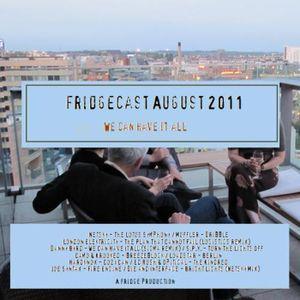 FridgeCast August 2011