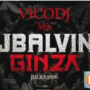 VicoDJ Mix - Ginza Variado 2016