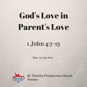 God's Love in Parent's Love