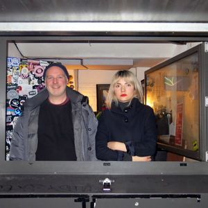 Eclair Fifi & Scott Fraser - 8th December 2016