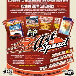 Innerview - Asep -  Art Of Speed 2013