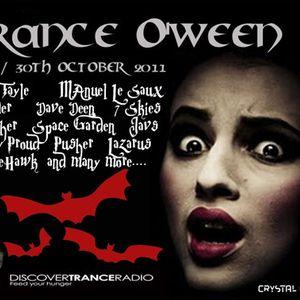 Space Garden - Trance O'Ween 2011